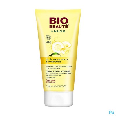 Bio Beaute Body Gel Exfol. Verkwikkend 150ml