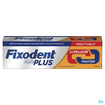Fixodent Pro Plus Duo Action Kleefpasta 40g