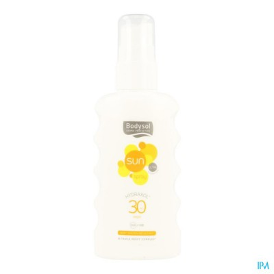 Bodysol Sunmilk Hydraxol Ip30 175ml