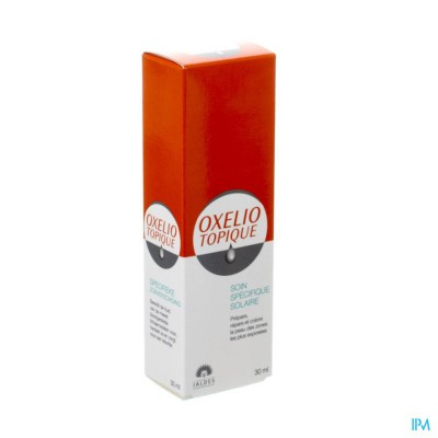 Oxelio Topique Gel Tube 30ml