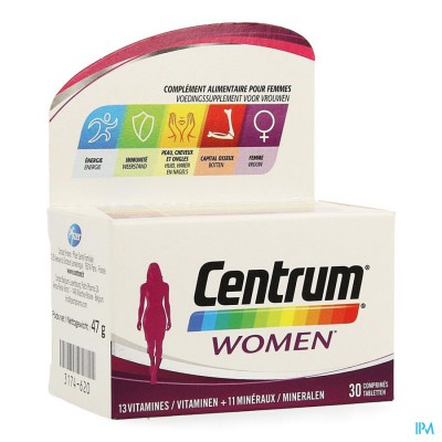 Centrum Women Advanced Comp 30