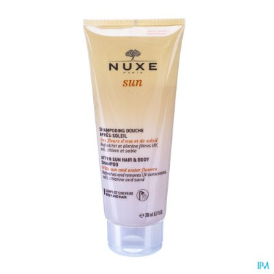 Nuxe Sun Aftersun Doucheshampoo Tube 200ml