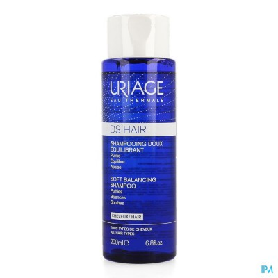 Uriage Ds Hair Shampooing Doux Equilibrant 200ml