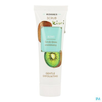 Korres Kf Kiwi Gentle Exfoliating Scrub 18ml