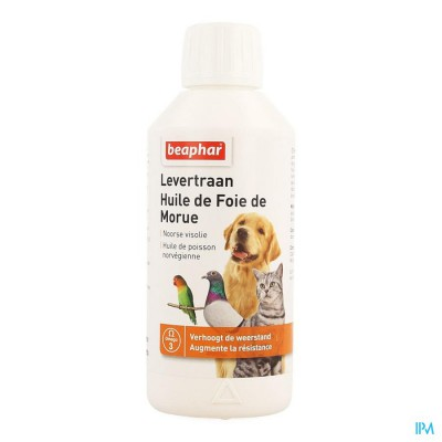 Levertraan Duiven 250ml 21488