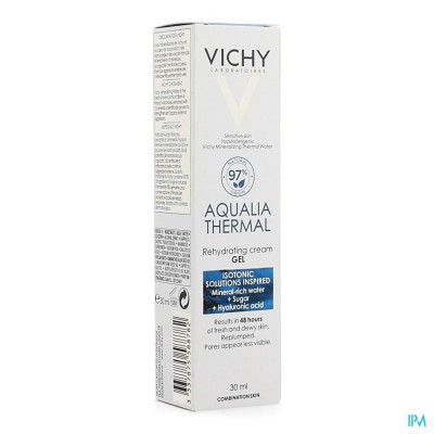 Vichy Aqualia Gel Creme Reno 30ml