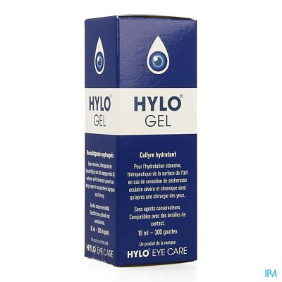Hylo-gel Oogdruppels 10ml