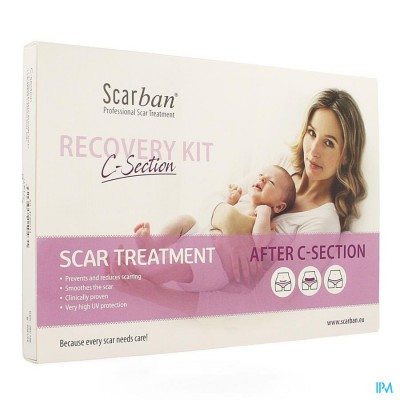 Scarban Elastic Silicone Sheet C-section