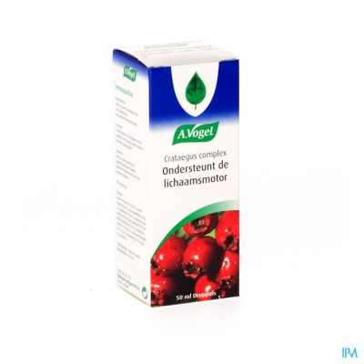 Vogel Crataegus Complex Gutt 50ml