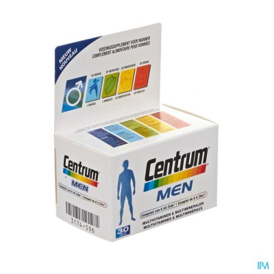 Centrum Men Advanced Comp 30