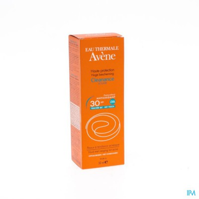 Avene Zon Ip30+ Cleanance Emuls 50ml