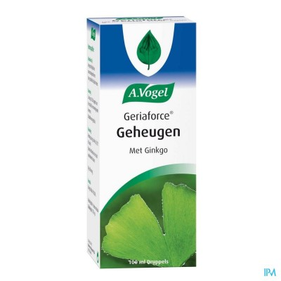 A.Vogel Geriaforce 100ml