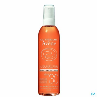 Avene Zon Ip30 Olie 200ml
