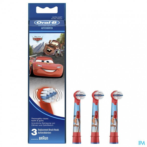 Oral B Refill Eb10 3 Stages Power 3-pack
